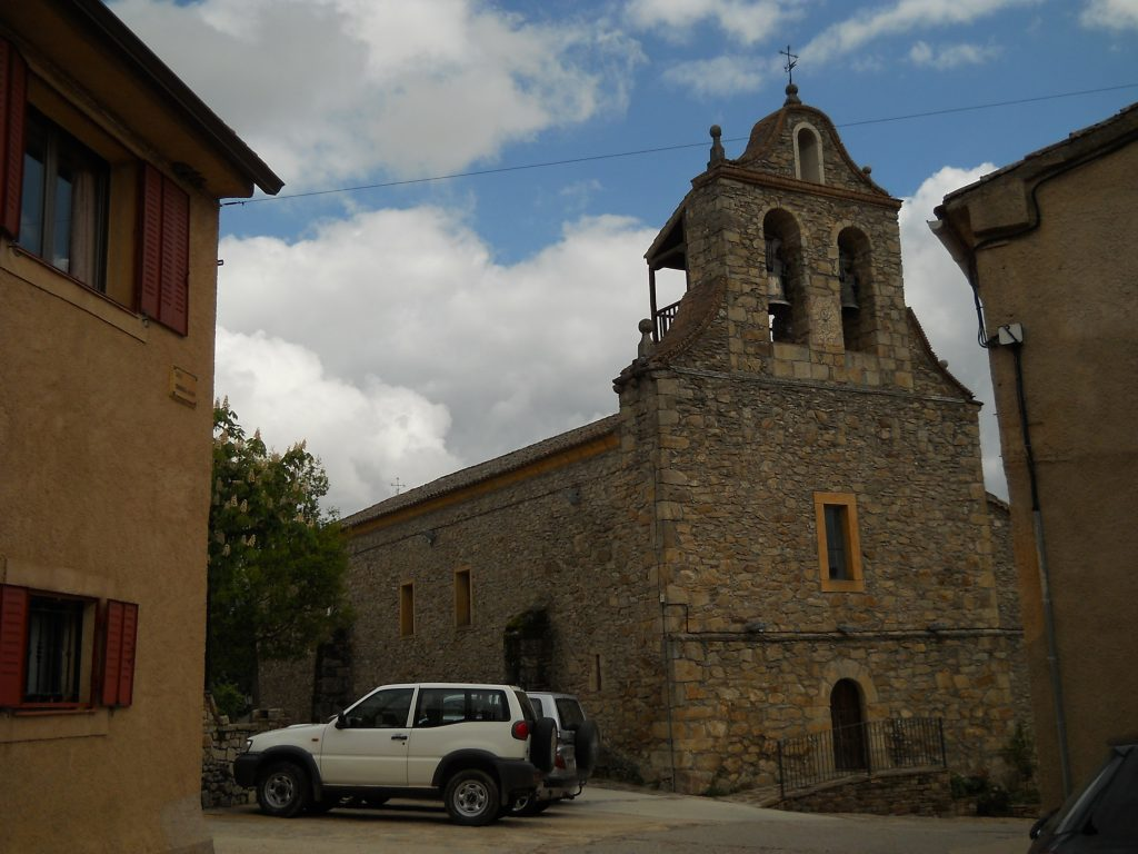 Iglesia de San Nicolás de Bari (Horcajuelo)