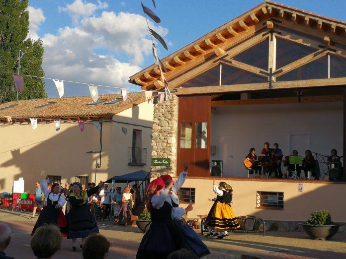 Fiestas de Pinilla del Valle